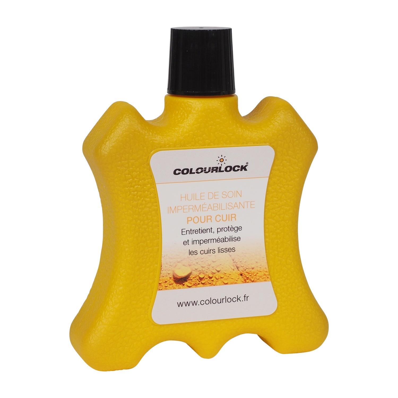 Huile de soin imperméabilisante pour cuir COLOURLOCK, 175 ml