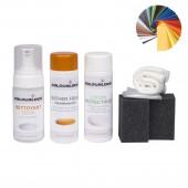 Kit de coloration et d'entretien pour cuirs lisses COLOURLOCK