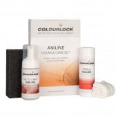 Kit d'entretien pour cuir aniline COLOURLOCK