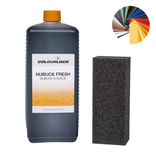 Coloration Nubuck Fresh COLOURLOCK, 1 litre