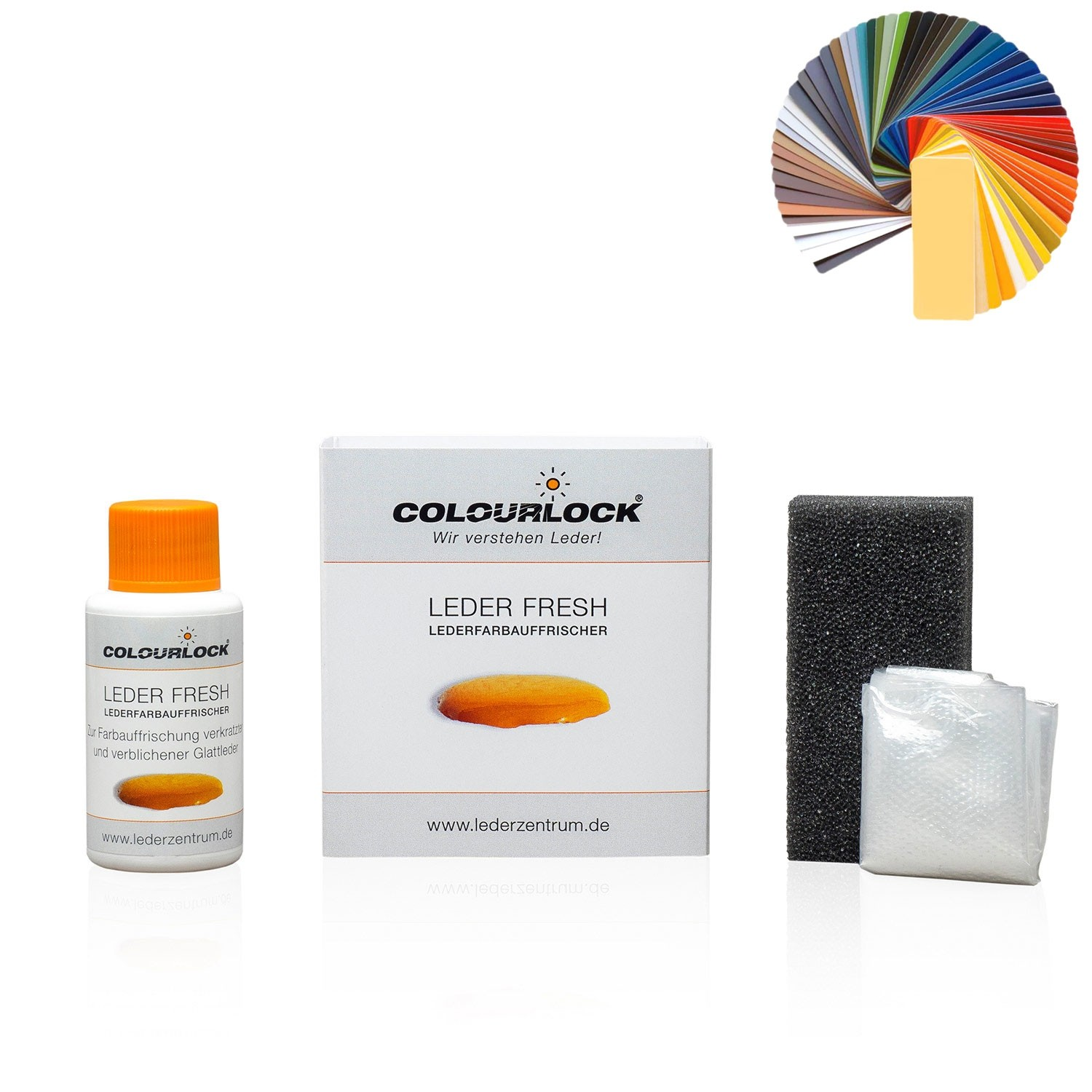 COLOURLOCK Leder Fresh Tönung, 30 ml