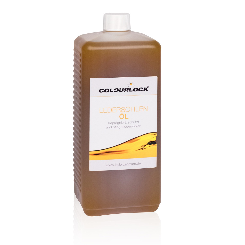 COLOURLOCK Ledersohlen Öl, 1 Liter