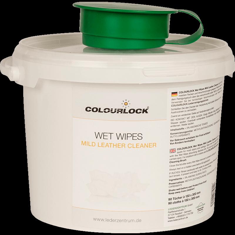COLOURLOCK Wet Wipes Reiniger mild, 1 Liter