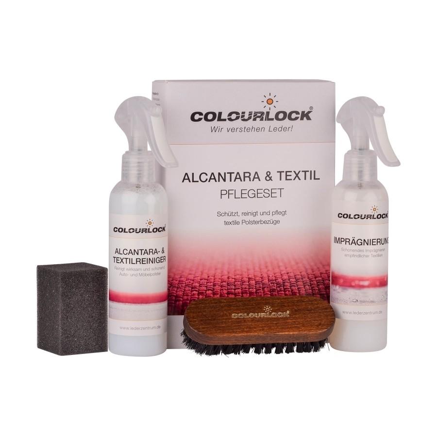 COLOURLOCK Alcantara & Textil Pflegeset